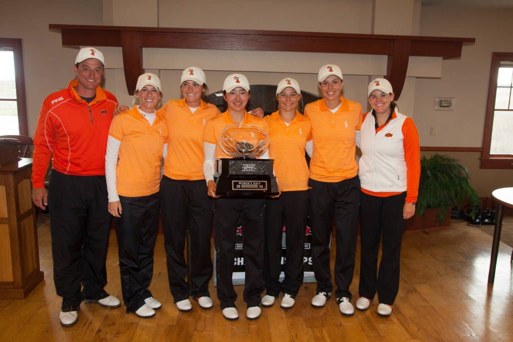 Oklahoma State Big 12 Champs